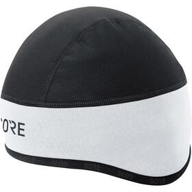 GORE WEAR C3 Windstopper Helmet Cap white/black